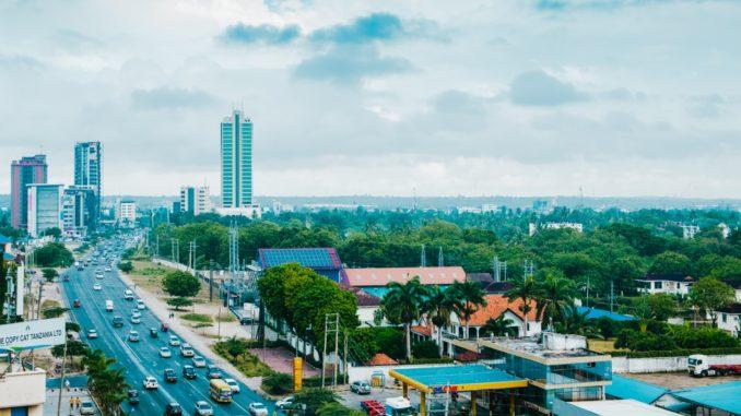 Victoria , Dar Es Salaam, Tanzanie.