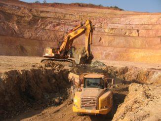 La mine d'Ity de Endeavour Mining. (Photo : Endeavour Mining).