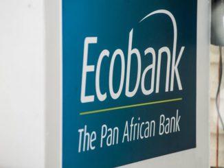 Ecobank Group, banque panafricaine basée à Lomé.